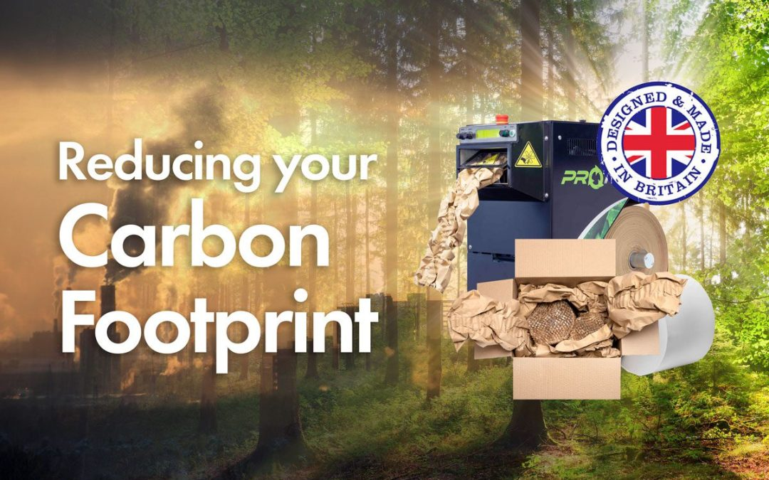 Reduce your Carbon Footprint when choosing your packaging