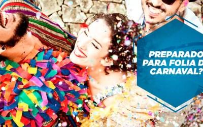 Dicas para curtir seu Carnaval com segurança sem preocupação!
