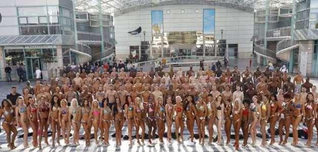 Plus de 300 athlètes