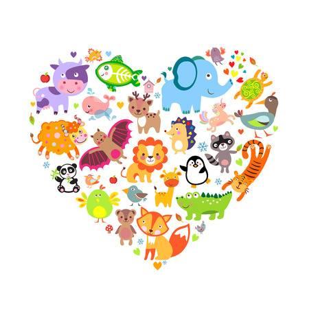 amour des animaux
