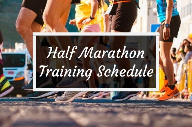 24 Week Half Marathon Training Schedule