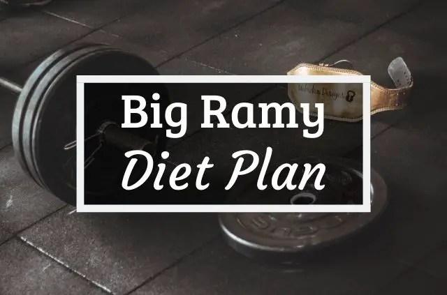 Mamdouh Elssbiay Diet