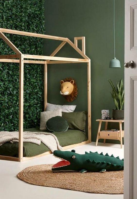 5 Great Kid's Bedroom Paint Ideas