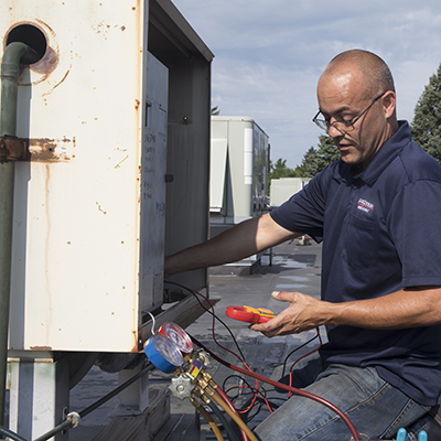 HVAC-R Scheduled Maintenance