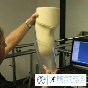 Preparación de Prótesis Transfemoral