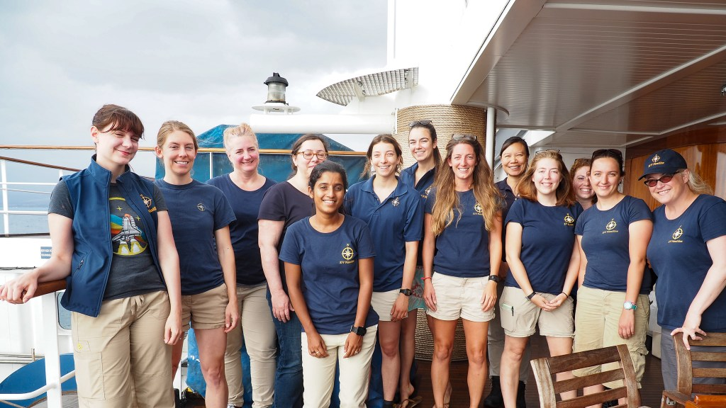 Ocean Exploration Fueled by Girl Power