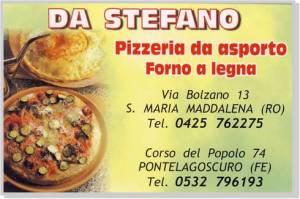 Pizzeria Da Stefano
