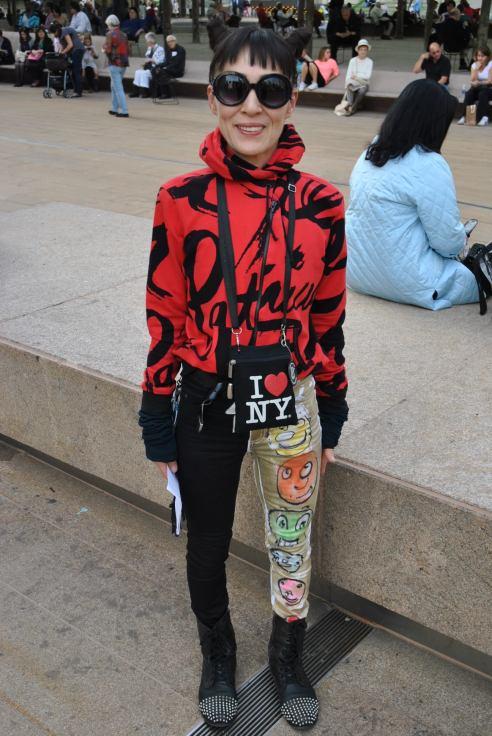 New York street fashion photography manhattan