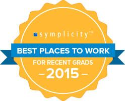 Symplicity Best Places 2015