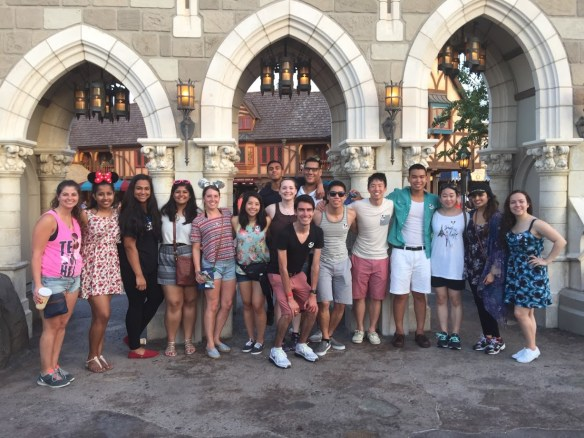 More Interns at Disney