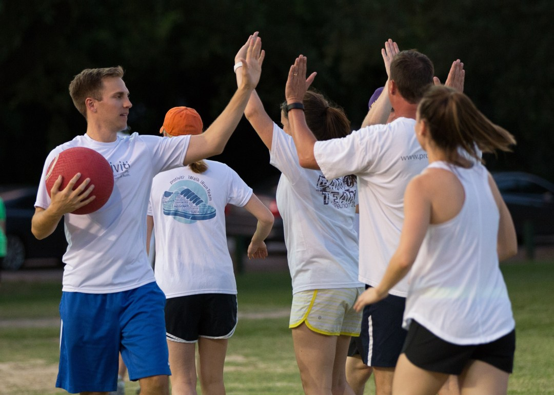 business-overview-picture-5-kickball-high-fives