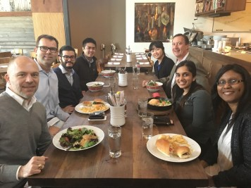 Houston Senior Consultant Promotion Lunch