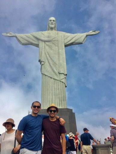 Julian in Rio de Janeiro, Brazil