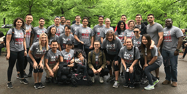 New York AIDS Walk 2018