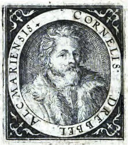 """Cornelis Drebbel, from his """"Elements"""""""