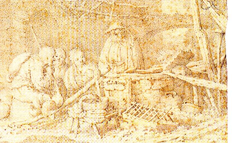 Gerrit de Heer, detail, circa 1630 to 1640