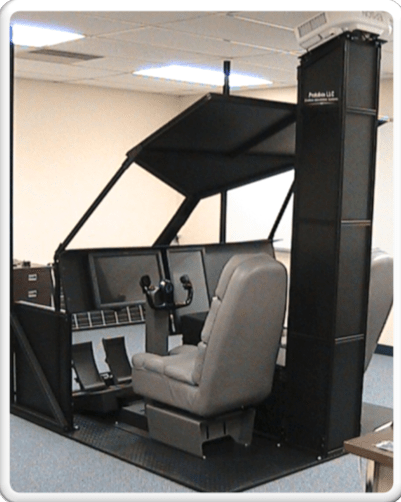 Flight Simulator and ATC
