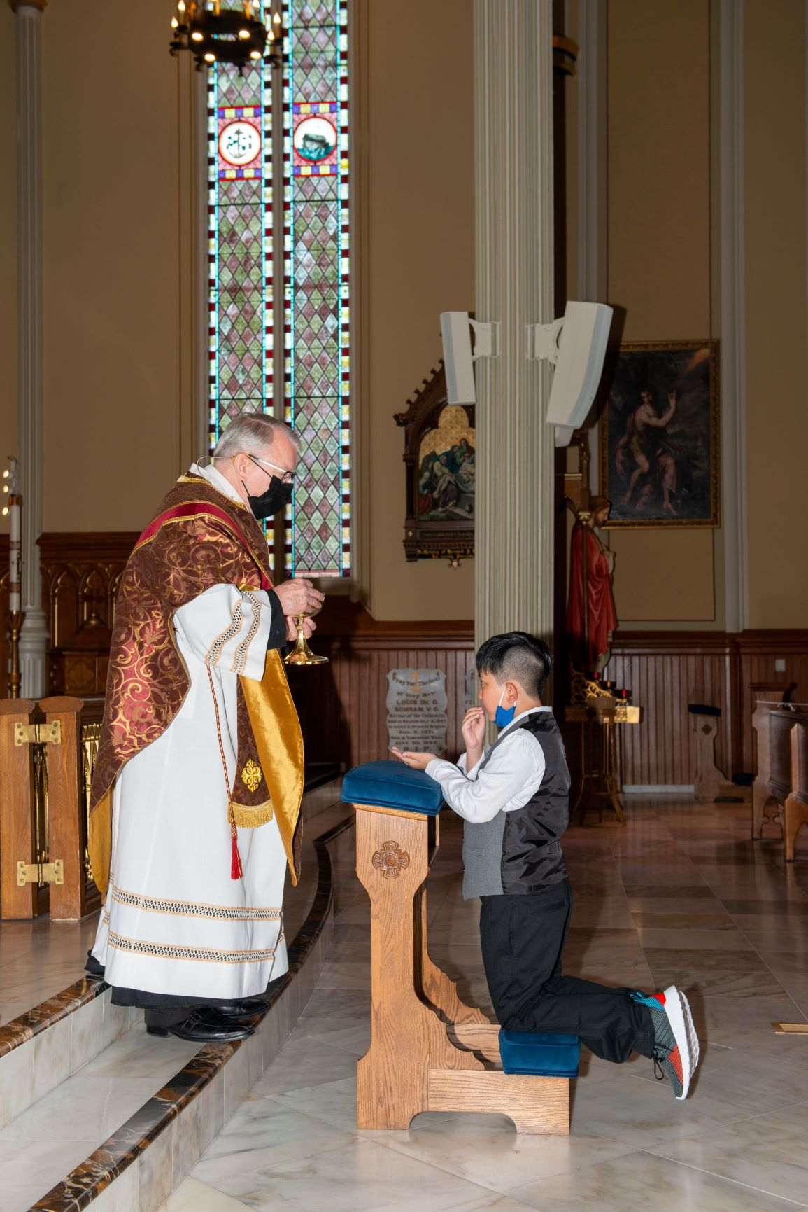 First Holy Communion Pictures
