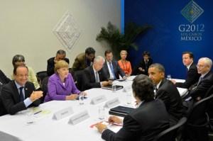 Reunión del G20 en Los Cabos, México