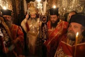 La iglesia ortodoxa celebra la Navidad 13 días después de la Navidad católica.