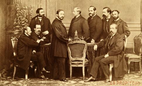 Gobierno 1868