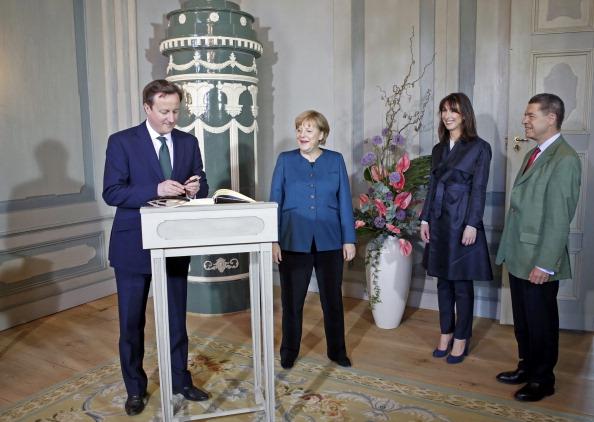 GERMANY-BRITAIN-POLITICS