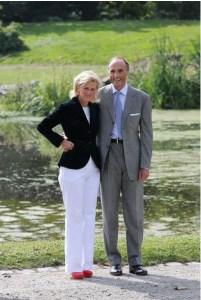 SSAARRII Lorenzo y Astrid de Austria Este