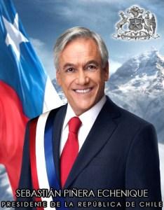 Su Excelencia el Sr. Presidente de la República de Chile