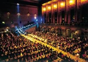 Banquete Premios Nobel