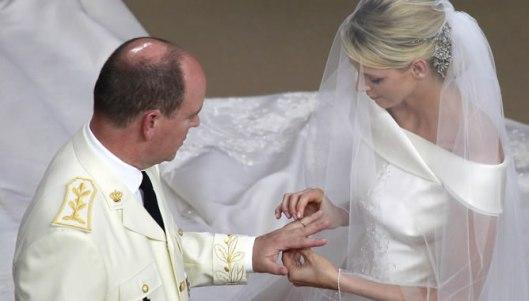 Boda de Charlene y Alberto de Mónaco