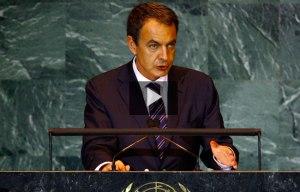 Pte. R. Zapatero en la ONU