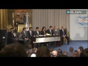 Nuevos ministros de Cristina Kirchner