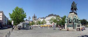 Heumarkt en Colonia