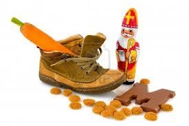 zapato con zanahoria