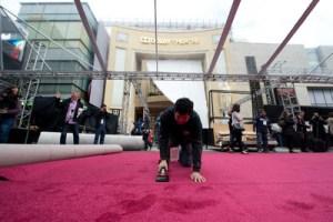 86th Oscars®, Wednesday Set Ups