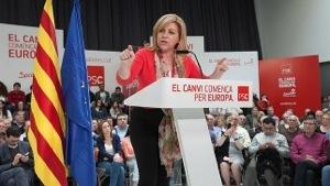 mitin Cataluña