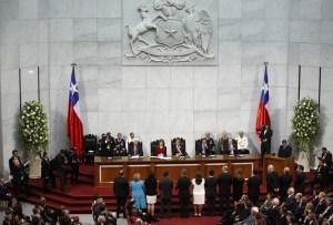 CEREMONIA DE INVESTIDURA DE MICHELLE BACHELET