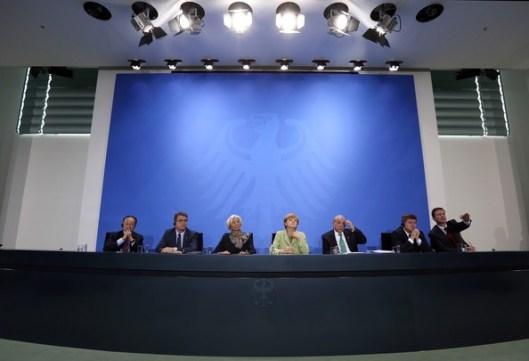 Rueda de prensa en Alemania