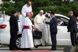 Papa en Seul