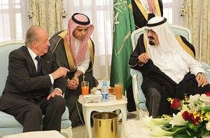 El rey y el de Arabia S