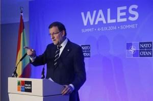 Rueda prensa Rajoy OTAN