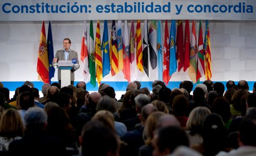 Reunión del PP en La Granja