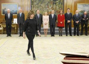 Ministros jura