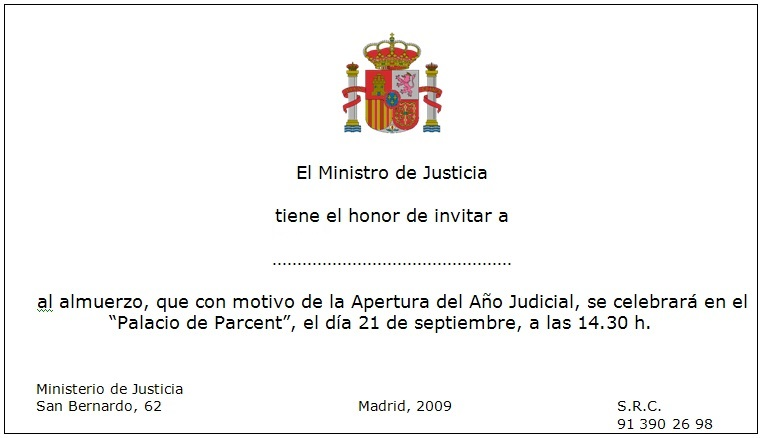 Apertura Año Judicial