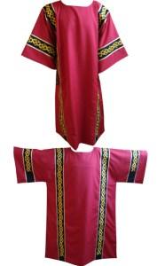 dalmatica-roja