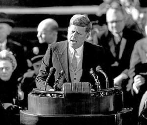 Toma de posesión de Kennedy