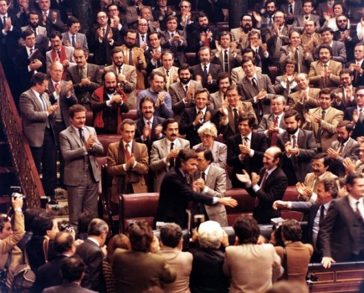 II Legislatura 1982 FG