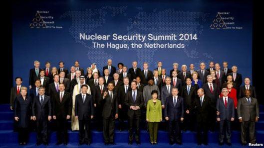 Hague summit 2014