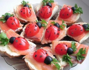 aperitivos-originales-hacer-ninos-mariquitas