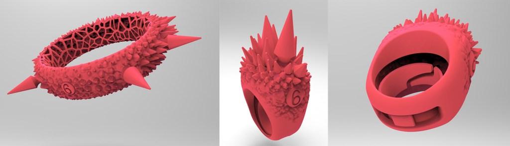 mm6 - rendering